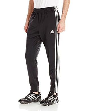 adidas Performance Men's Essential Tricot Tapered Jogger Pants, XX-Large, Black/White