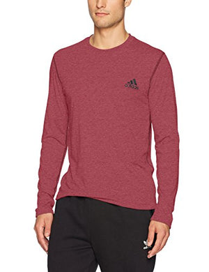 adidas Men's Ultimate Long Sleeve Tee