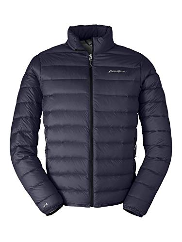 Eddie Bauer Men's CirrusLite Down Jacket, Atlantic Regular L