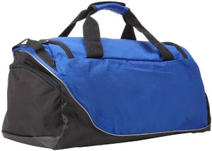 adidas Team Speed Medium Duffel Bag, Cobalt/Black