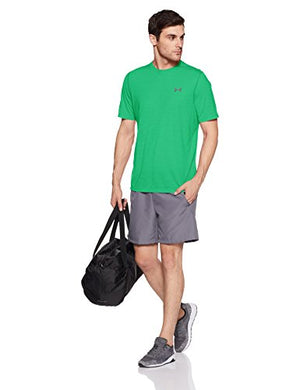 Under Armour Men's Threadborne Siro T-Shirt,Glass Green /Graphite, Small
