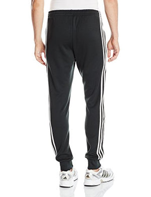 adidas Originals Men's Superstar Cuffed Track Pant, Large, Black