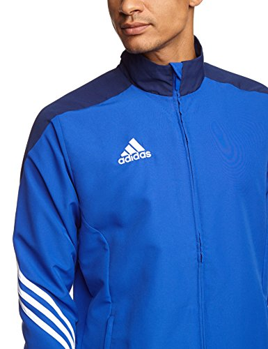 adidas Men's Sereno 14 Presentation Suit (Small, Cobalt/Navy/White)