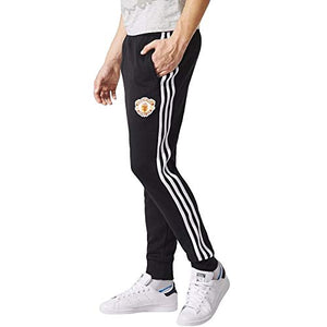 adidas Originals Mens Manchester United Superstar Training Pants - XL