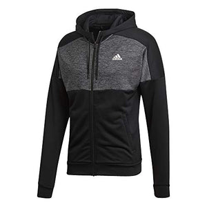 adidas Men Track Suit Running Hoodie MTS Gametime Training Work Out Gym