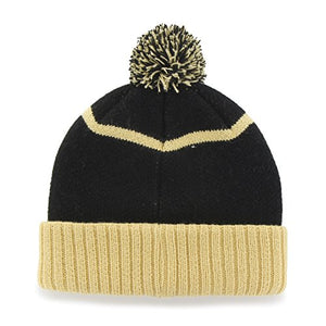 '47 New Orleans Saints Brand NFL Linesman Cuffed Knit Hat