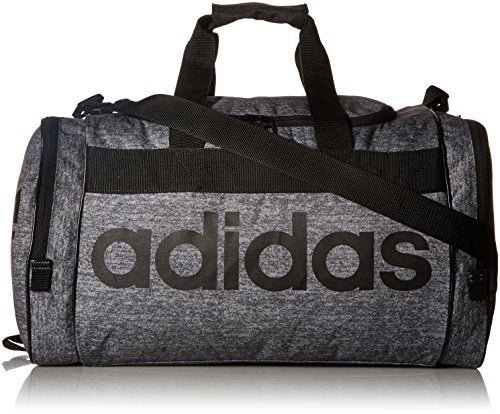 adidas Originals Santiago Duffel Bag, Jersey Onix/Black, One Size