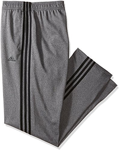 adidas Men's Athletics Essential Tricot 3 Stripe Tapered Pants