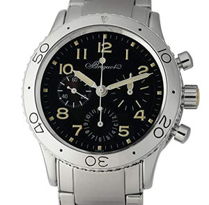 Breguet Type XX Automatic-self-Wind Male Watch 3800ST/92/SW9 (Certified Pre-Owned)