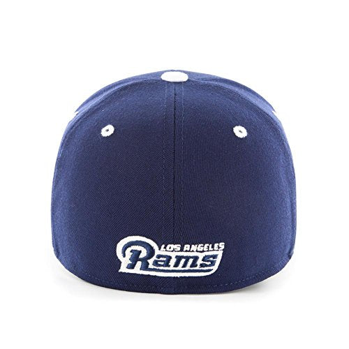 '47 Kickoff Brand Contender Los Angeles Rams Fitted Hat
