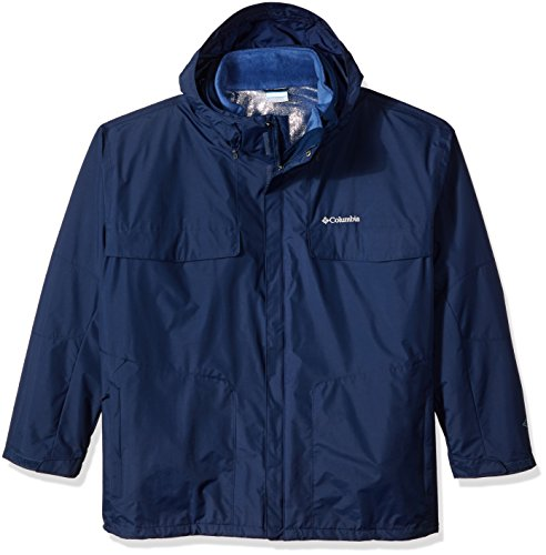 Columbia Sportswear Men's Bugaboo Interchange Jacket with Detachable Storm Hood