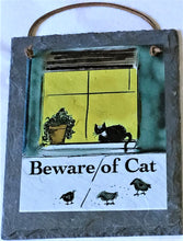 Beware of Cat