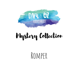 Mystery Collection- Romper