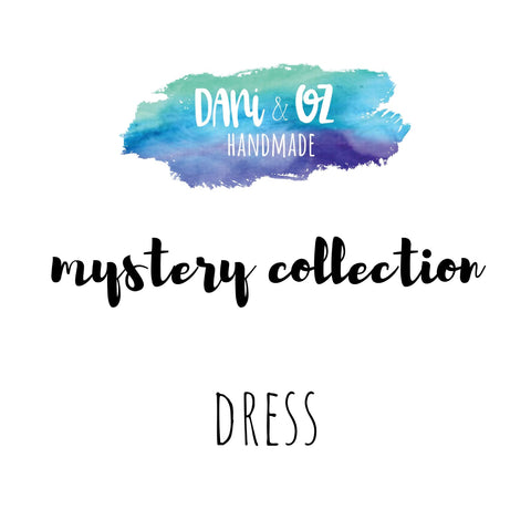 Mystery Collection - Bloom Peplum Dress