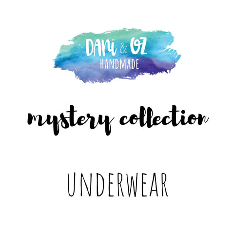 Mystery Collection - Adult Undies