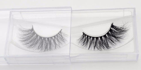 Buy our Feisty Natural looking eyelashes great for makeup artists, MUAs, and beauty bloggers