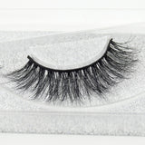 One of our Becky eyelash. Buy our Becky Eyelashes from our Diva Eyelash Collection. These lashes are great for any makeup artist or beauty blogger.