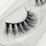 Single Stripped Eyelash. Buy our Stripped Eyelashes from our Diva Eyelash Collection. These lashes are great for any makeup artist or beauty blogger.