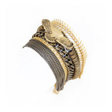 Eagle Wings Bracelet - Gold Plated