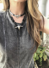 Eagle Wings Choker Necklace - Silver Plated