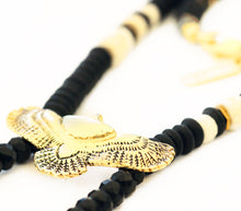 Eagle Wings Necklace - Gold Plated