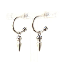 Gypsy Cones Earrings - Sterling Silver