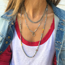 Spring Necklaces Stack