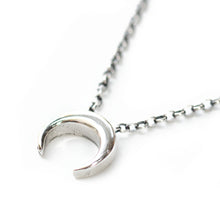 Luna Necklace - Sterling Silver