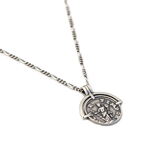Didius Necklace - Sterling Silver