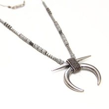Zina Necklace (medium) - Silver Plated