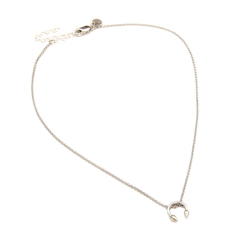 Nina Necklace - Sterling Silver