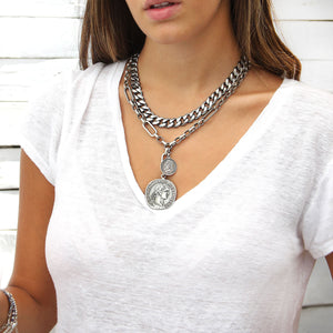Rome Necklaces Stack