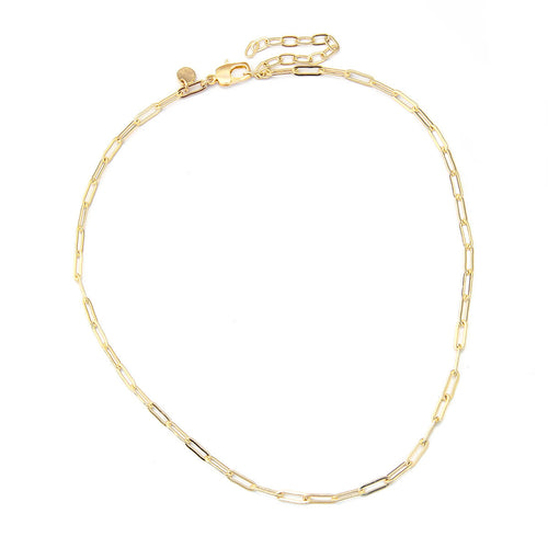 Nika Necklace - Gold Plated