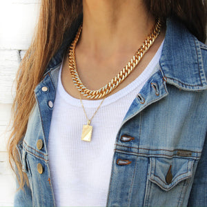 Classic Necklaces Stack - Gold Plated