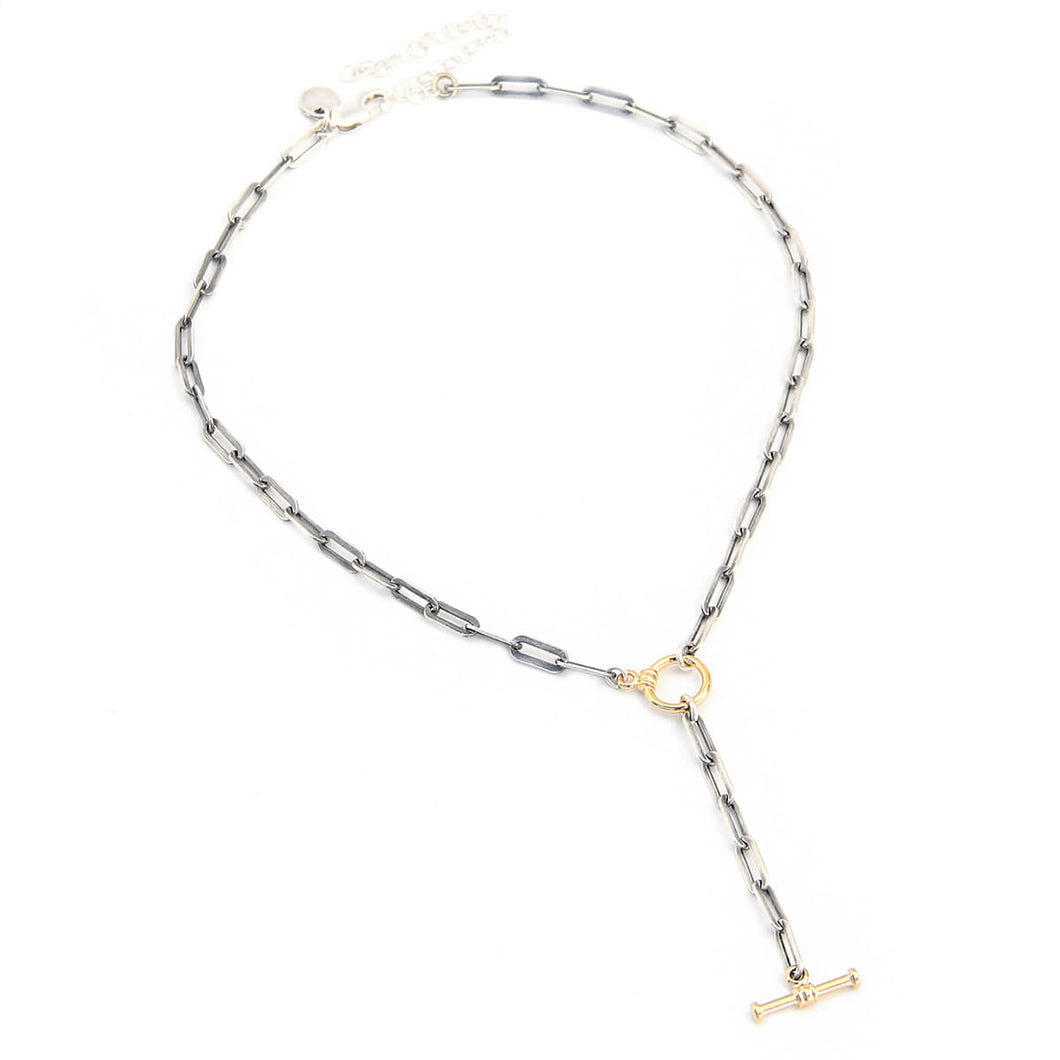 Miley Choker Necklace - Sterling Silver