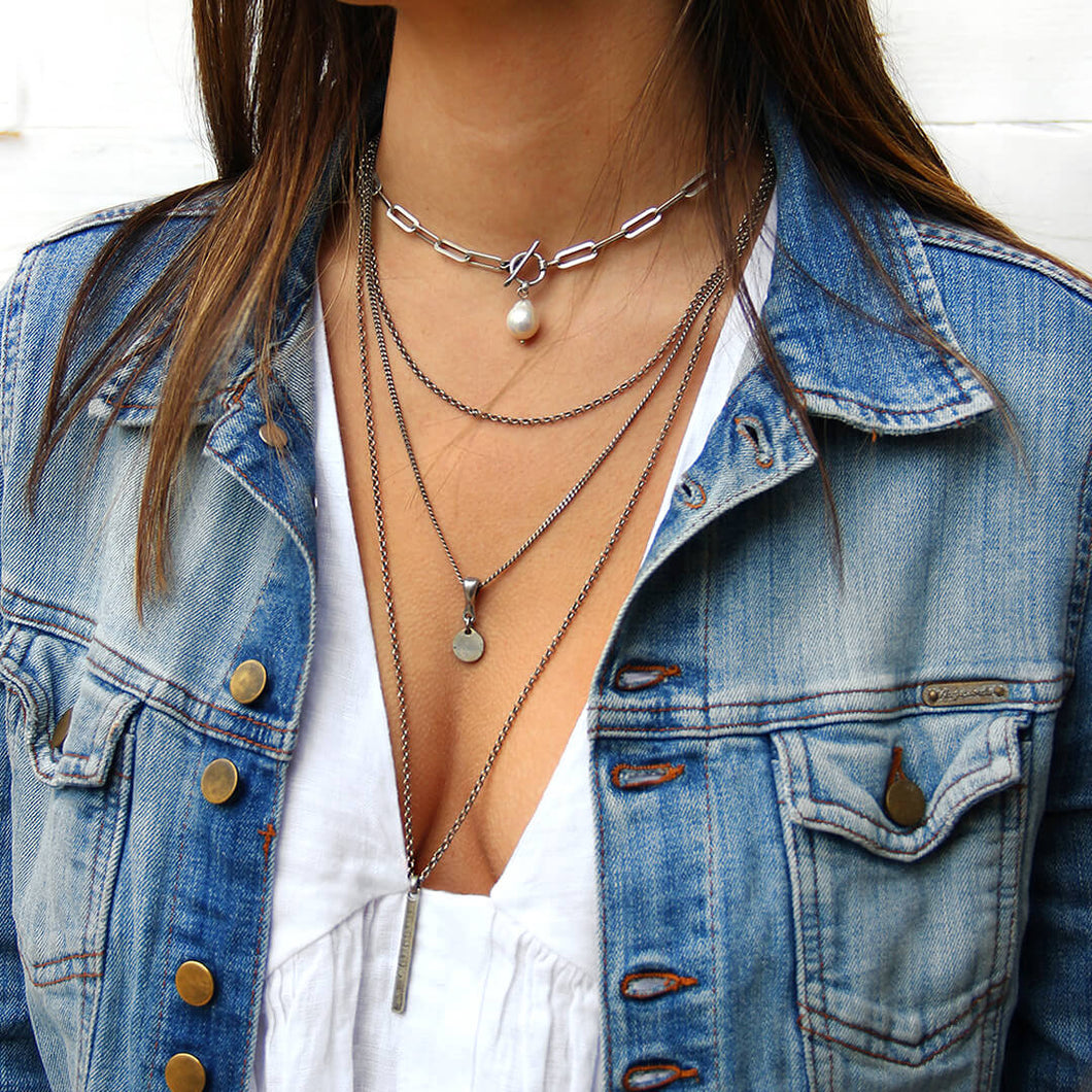 Oasis Necklaces Stack