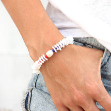 Shells Bracelet - Sterling Silver, Natural Pearl