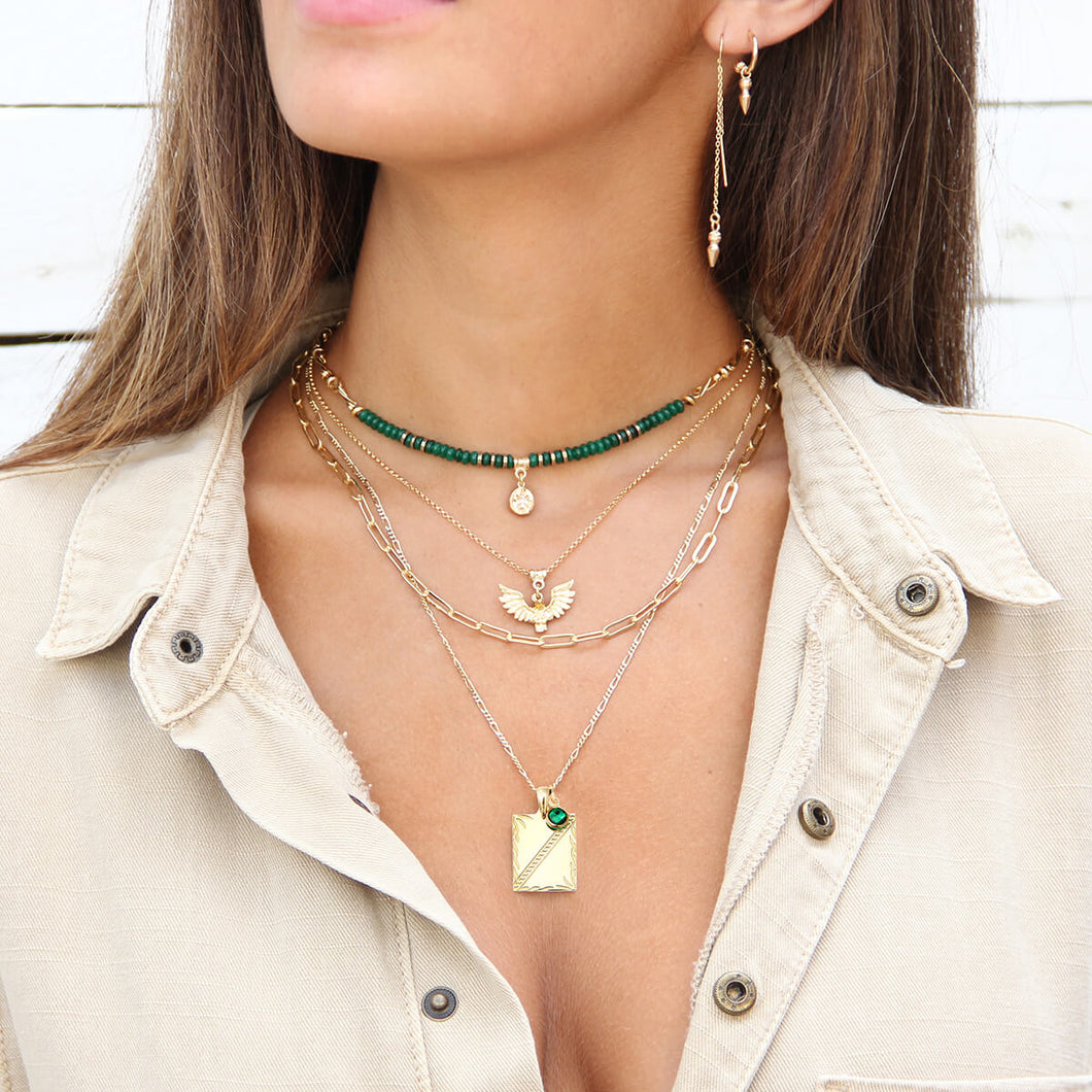 Camelot Necklaces Stack