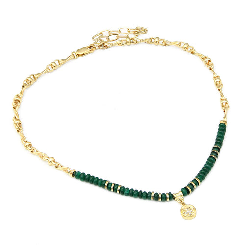 Celina Necklace - Gold Plated