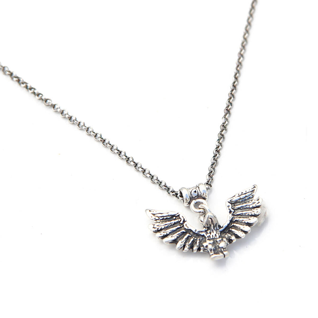 Artemis Necklace - Sterling Silver
