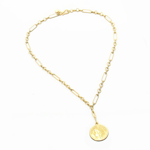Victoria Necklace - Gold Plated