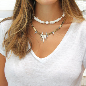 Troya Necklaces Stack