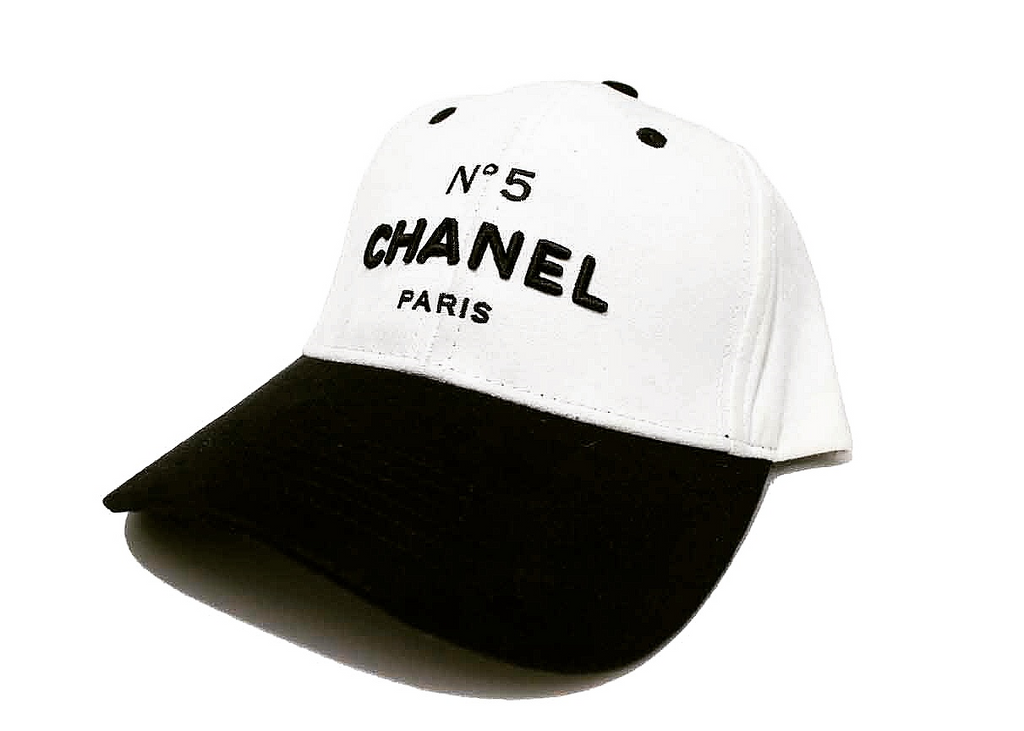 Chanel Suede Dad Hat