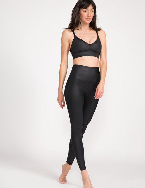 Alchemy High Waist Legging - Obsidian - Leggings