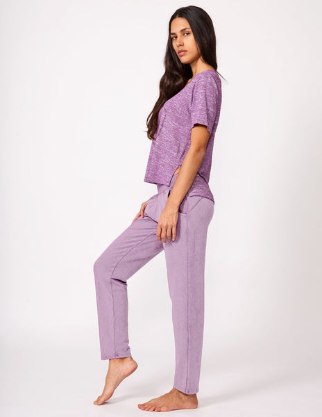 Daydream Pant Vintage Wash - Lilac Sky - Pants