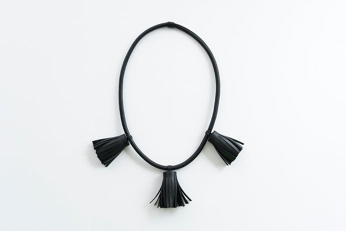 TRIUNE Tassel Necklace