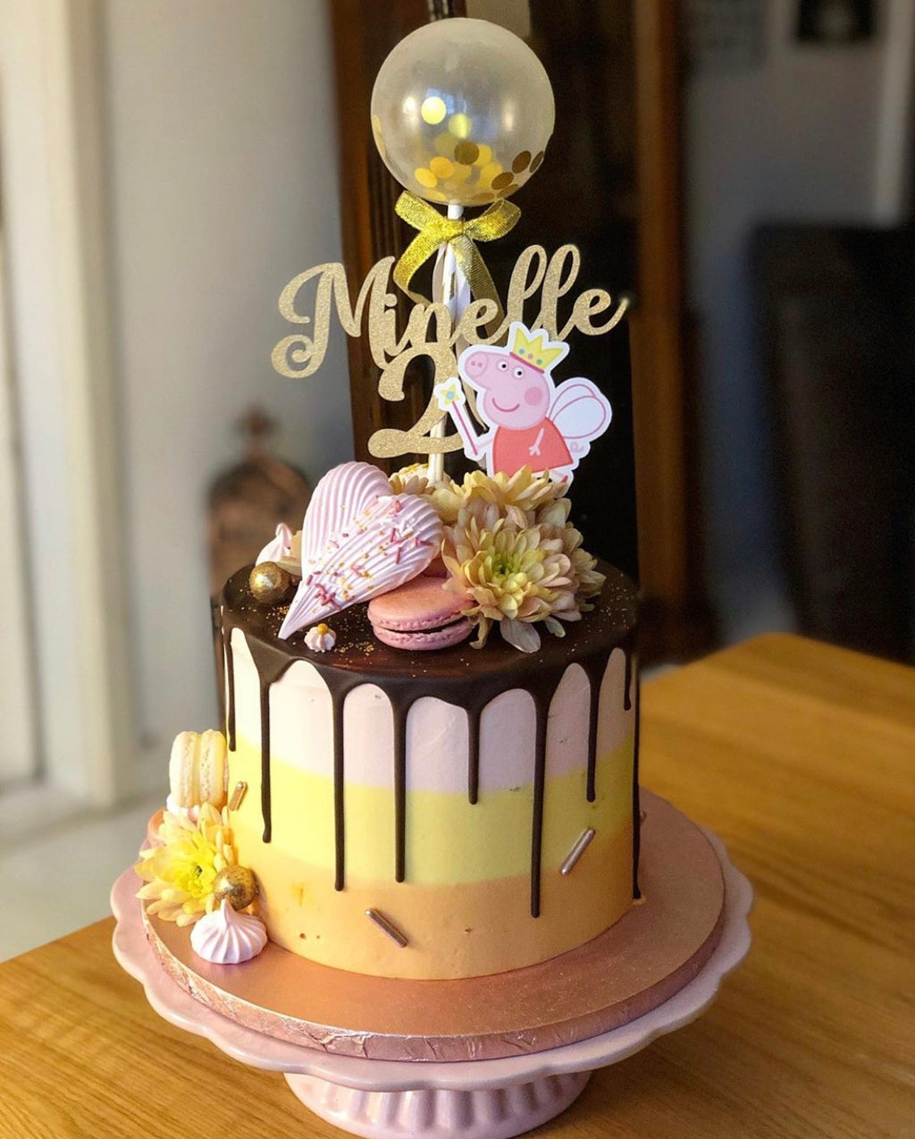 Cake Topper - Personalised
