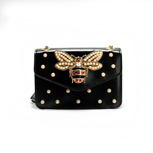 Embellished Crossbody Bag - ChicPorter.Com