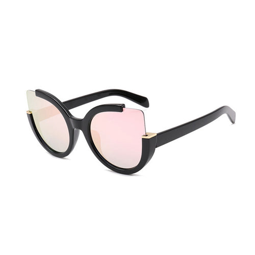 Cateye Colored Sunglasses - ChicPorter.Com
