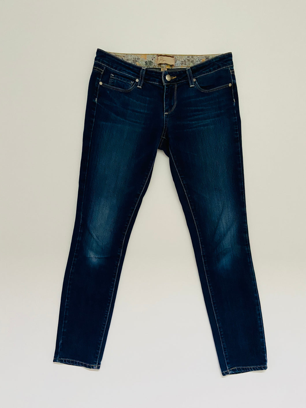 Paige Denim Low Waist Size 26
